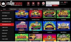 Maple Casino Review
