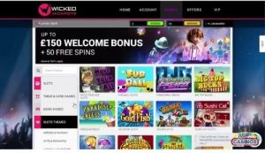 Wicked Jackpots Casino Review
